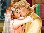 Anna Wedding Kiss