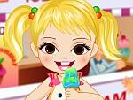 Baby Girl Loves Ice Cream Dress Up