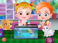 Baby Hazel Games