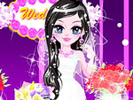 Bling Bling Wedding Dress Up