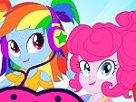 Equestria Girls - Back To School Dress Up