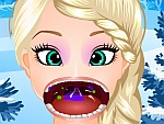 Frozen Elsa Throat Care