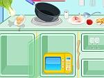 لعبة تنظيف مطبخ المطعم