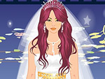 Lucky Bride Dress Up
