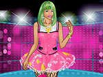 Nicki Minaj's Diva Style Dress Up