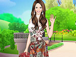 Oriental Beauty Dress Up