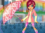 Rain Fun Dress Up