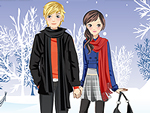 Winter Romance Dress Up